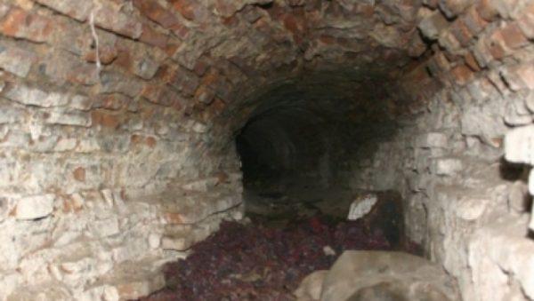 tunel bucuresti