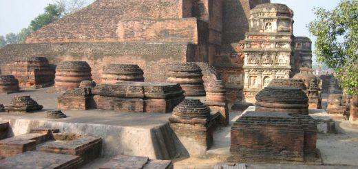 Nalanda_University_India_ruins