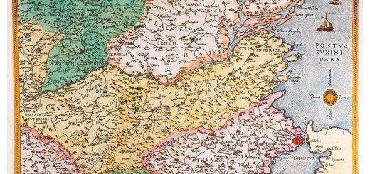 Romania Bulgaria harta medievala
