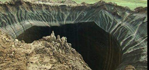 cratere siberia