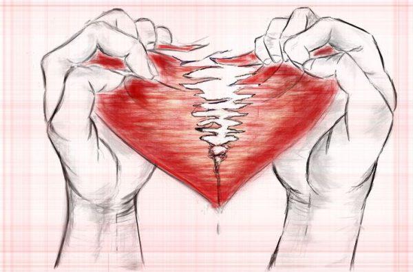 inima franta