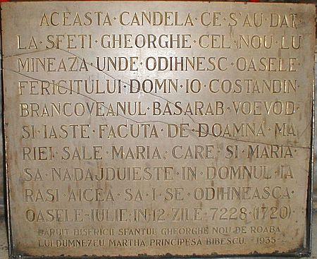 candela sf.gheorghe