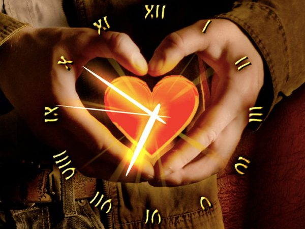 iubirea si timpul
