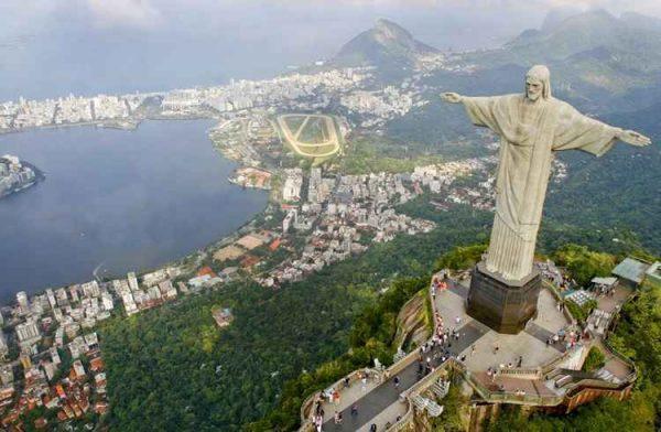 statuia rio de janeiro