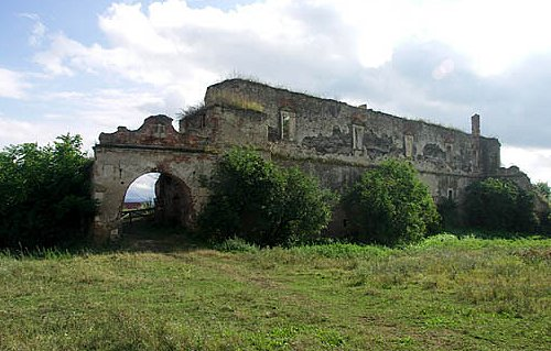 castel martinuzzi vintu de jos