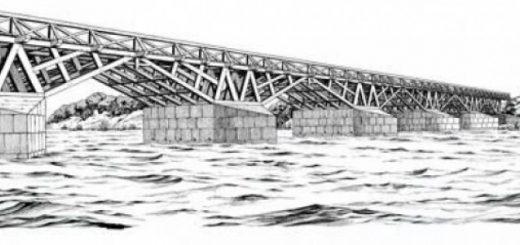 podul de pe dunare